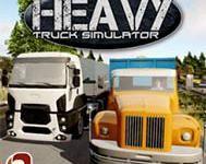Heavy Truck Simulator Apk 1.63 [Full Android]