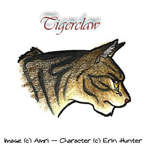 If Tigerstar's father had been around to teach him right from wrong then Tigerstar would never had become evil.
