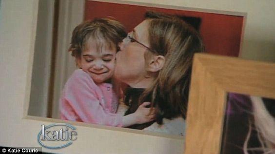 Mother and daughter: Mrs Greenberg & Brooke Greenberg