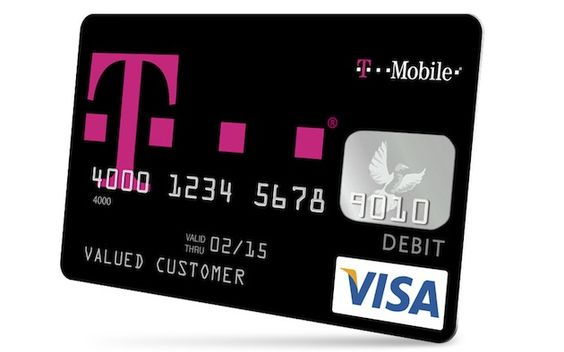 T-Mobile's 'Mobile Money' blends prepaid Visa cards and no-fee checking features