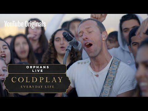 Coldplay Orphans Live In Jordan Youtube Coldplay Country Music Singers Music Videos