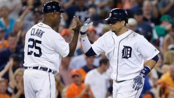MLB Gamecast - Orioles vs Tigers.  Detroit 4 - Orioles 3