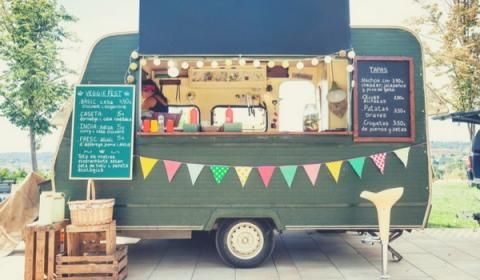 Undefined Food Truck Street Food Food Truck Catering
