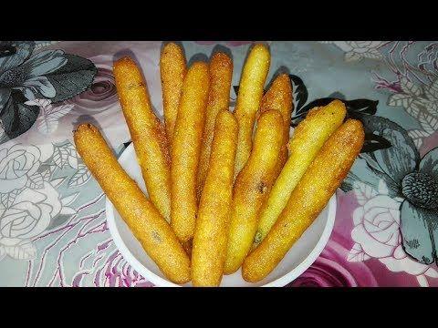 اصابع البطاطس الهندية مقرمشة بدون بيض تستحق التجربة Youtube Vegetables Potatoes Carrots