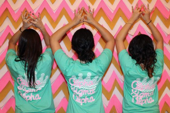 alpha sigma alpha | sorority sugar