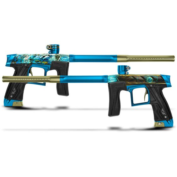 Planet Eclipse GEO CS1 Paintball Marker - Dynasty Milling - Ancient Tomb in Sporting Goods, Outdoor Sports, Paintball | eBay