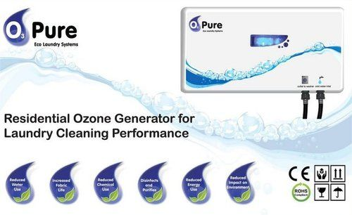 O3 Pure Eco Laundry Wash Professional Grade Natural Cleaning