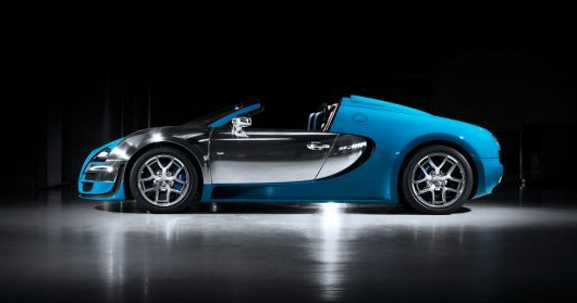 Bugatti Has Presented The Third Model In Its Six Part Edition.