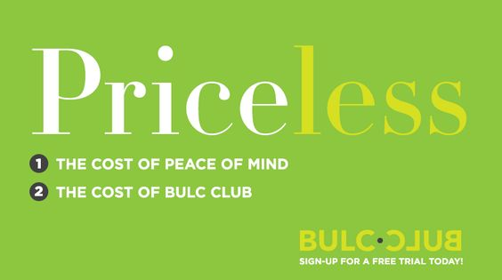 If you're anything like us, you don't want to commit to something until you see the value in it. This is why—for a limited time only—we're giving away a free month of Bulc Club Monthly and Annual Membership. We're certain (…)Read more »