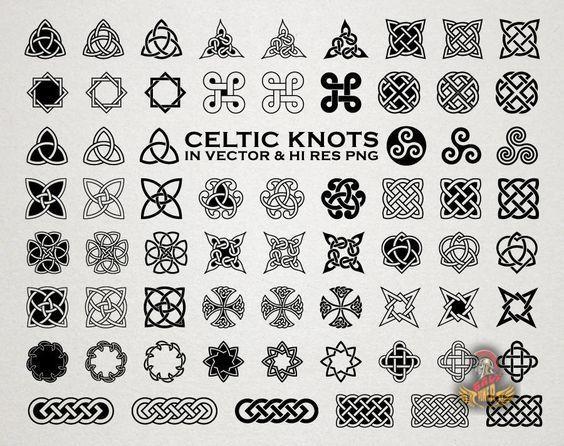 Viking Vikingjewelry Bavipower Celtic Norse Knot Symbol Celtic Knot Tattoo Celtic Tattoo Celtic Knot