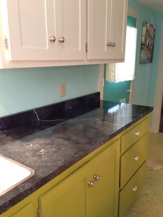 ... countertops soapstone soapstone countertops a more black wax paint i