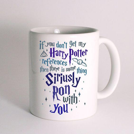 Wenn Sie nicht meine Harry Potter Coffe-Becher Tee von SandalTeklek
