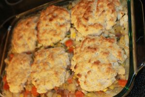 Chicken Pot Pie with Allergy Free (including gluten and dairy!) variations
