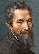 MICHELANGELO Sculptor Painter Architect Details