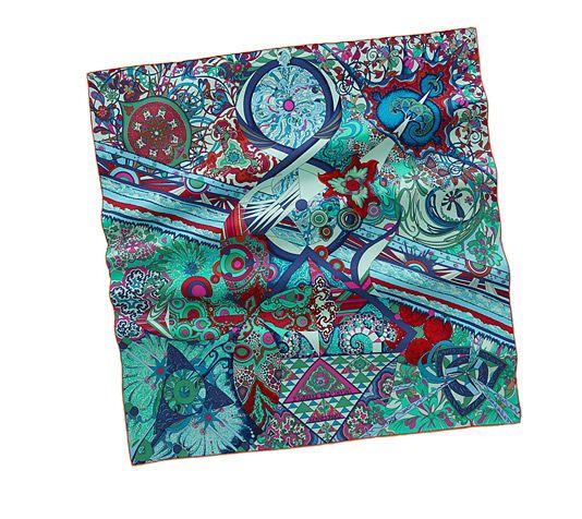 Hermes scarf 90: L'ivresse de l'infini