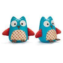 bubbalove.com.au - Skip Hop - Zoo Bookends - Owl, $59.95 (http://www.bubbalove.com.au/skip-hop-zoo-bookends-owl/)