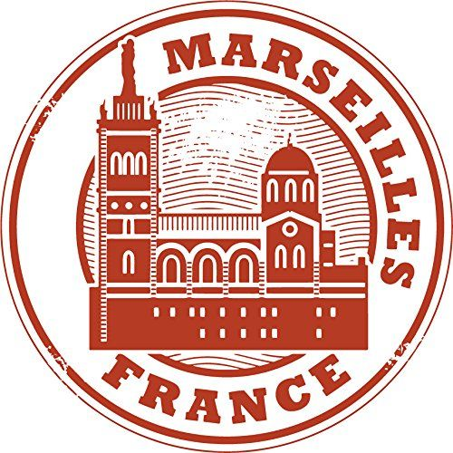 Marselles City France Grunge Stamp Home Decal Vinyl Sticker 12 X 12 Find Out More About The Great Product At The Imag Window Stickers Stamp Vinyl Sticker