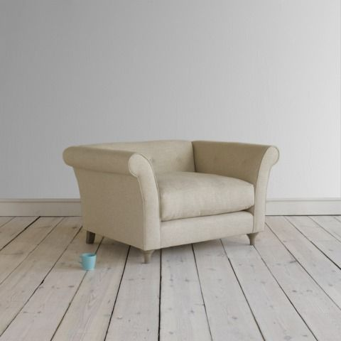Chesterfield Style Love Seat | Chester | Loaf  for the corner near the window seat. For one sprawled out person or two cosy people !