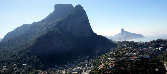 Brezilya,Pedra de Gávea