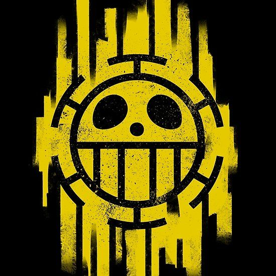 law jolly roger heart pirates trafalgar law wallpapers one piece anime one piece pictures