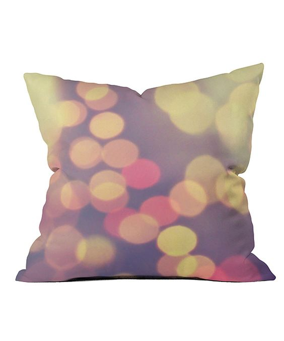 Take a look at this Sweet Dreams Throw Pillow on zulily today!