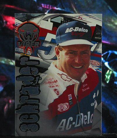 http://nascarniche.blogspot.com/  Ken Schrader Busch Series 1996 Wheels Viper Trading Card #61 Base Set Nascar