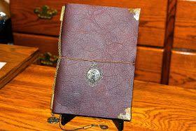 ZenKraft Traveler's Notes: ZenKraft A5 Steampunk Edition Notebook Kodiak Brown