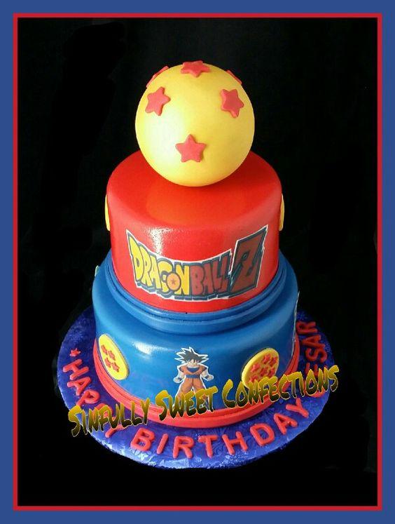 ... birthday and more dragon ball z birthday cakes dragon ball dragon