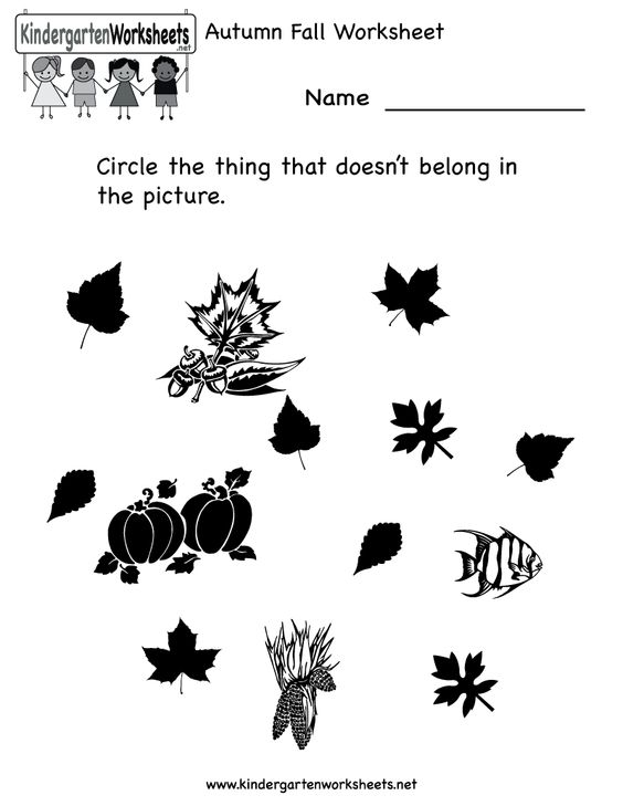 Number Names Worksheets free kindergarten worksheets online – Free Kindergarten Worksheets Online