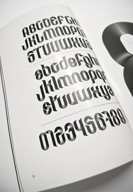 VINILO   Font