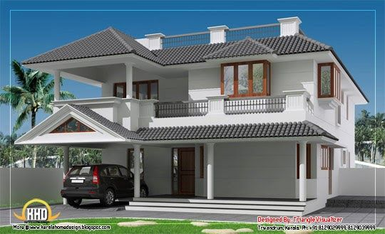 Pent House Roof Design In India House Balcony Design House Roof Design Home Design Floor Plans