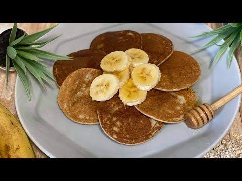 بان كيك الشوفان الصحي صحي ولذيذ ولاصحاب الدايت Youtube Food Cooking Breakfast