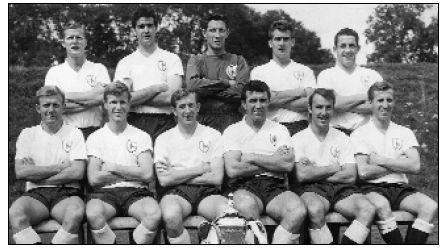 FA Cup winners, 1962