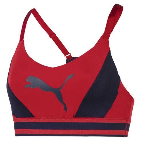 Logo Bra M, sport-bh dame   Womens bras, Bra tops, Sports bra