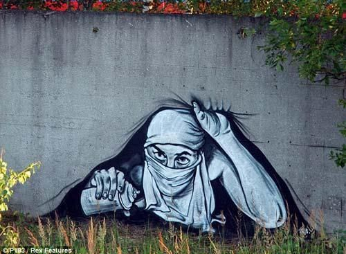 Arte urbano graffiti buscar con google arte for Best mural artist