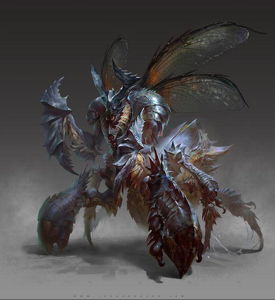 Description des Lieux et monstres présents 3eb564dc335c345df4f640f352ff8438