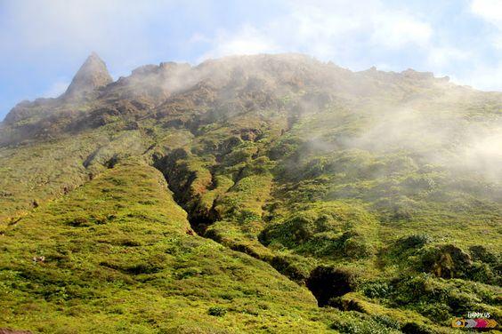 Guadeloupe - Randonnée à la Soufrière: