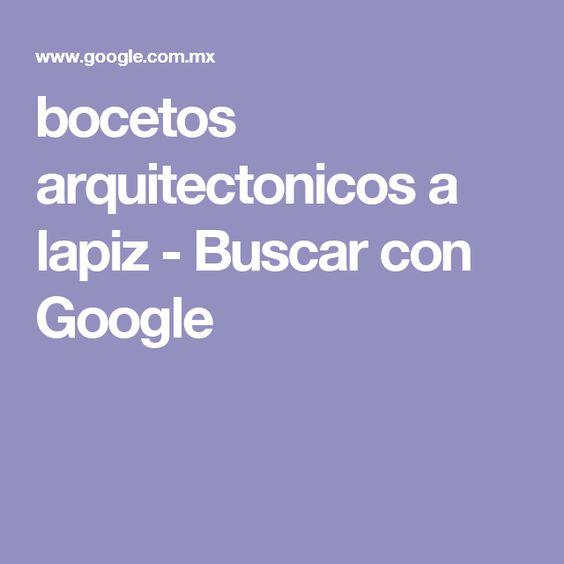bocetos arquitectonicos a lapiz - Buscar con Google