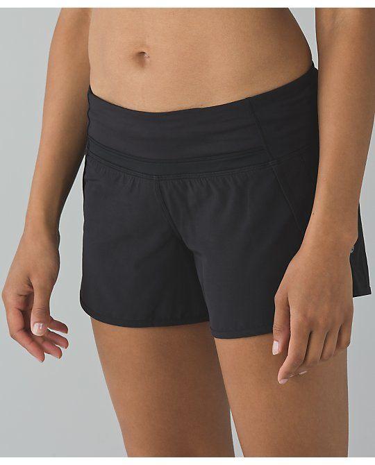 Run Times Short, 10.28.15, instore, black, sz 8, special 25% ($54)