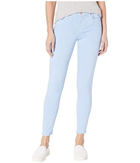 7 For All Mankind Cerulean Blue 7forallmankind Cloth 7 For