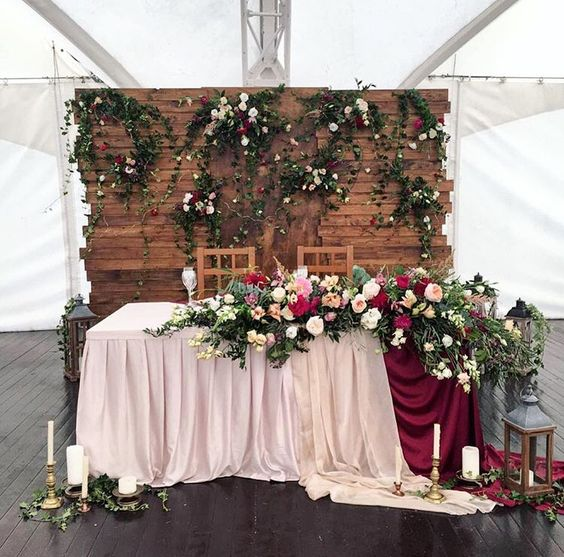 احدث ديكورات طاولات زفاف لعروس عيد الاضحى 2017 3eb722d20a449cc2f29e