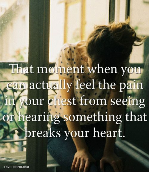 Sad Girl Quotes Images: Breaks Your Heart Love Quotes Depressive Girl Sad