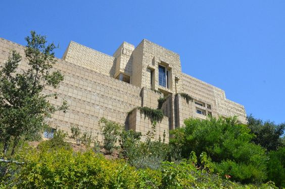 The Ennis House in Los Feliz, just north of downtown Los Angeles, is another example of the amazing architecture found in the area. Frank Lloyd Wright constructed four similar homes in the area.  The Ennis House has always been popular in films in television and, now restored, will continue to be seen. Elite Adventure Tour guests wanting to see the home always know the movies and tv shows where the house has starred.