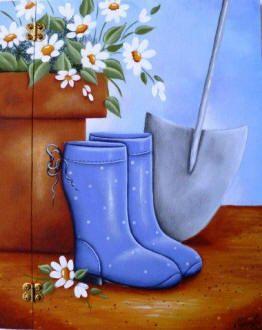 Nancy Cayouette Patrons et pièces de bois pour peinture décorative