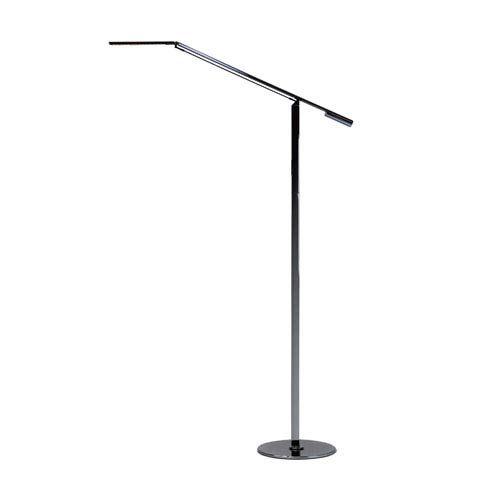 Koncept Equo Chrome Neutral White Led Floor Lamp Elx A W Crm Flr In 2020 Floor Lamp Scandinavian Floor Lamps Led Floor Lamp