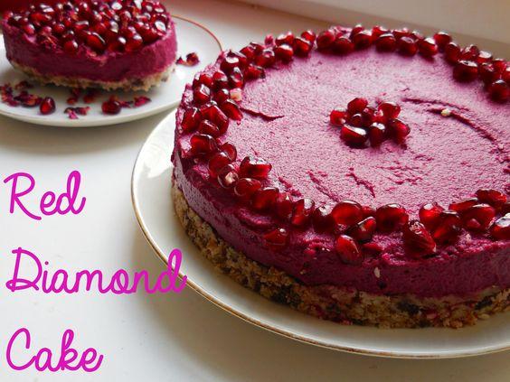Achim: Oh, du machst einen Kuchen! (Achim freut sich schon!) Ich: Ja. Achim: Pink! Ich: Ja, es ist Valentinstag. Achim: Haha, machst du den für unsere Leser/innen?! (Ich bin sonst nicht gerade beka...