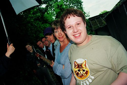Shaun Of The Dead Photo A Day Shoot Day 19 June 1st 2003