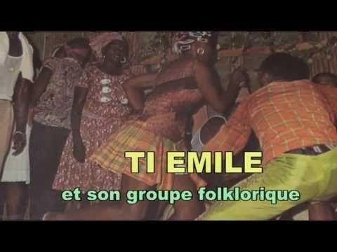ROI ROI CE MOIN-TI EMILE-et son groupe folklorique Martiniquais