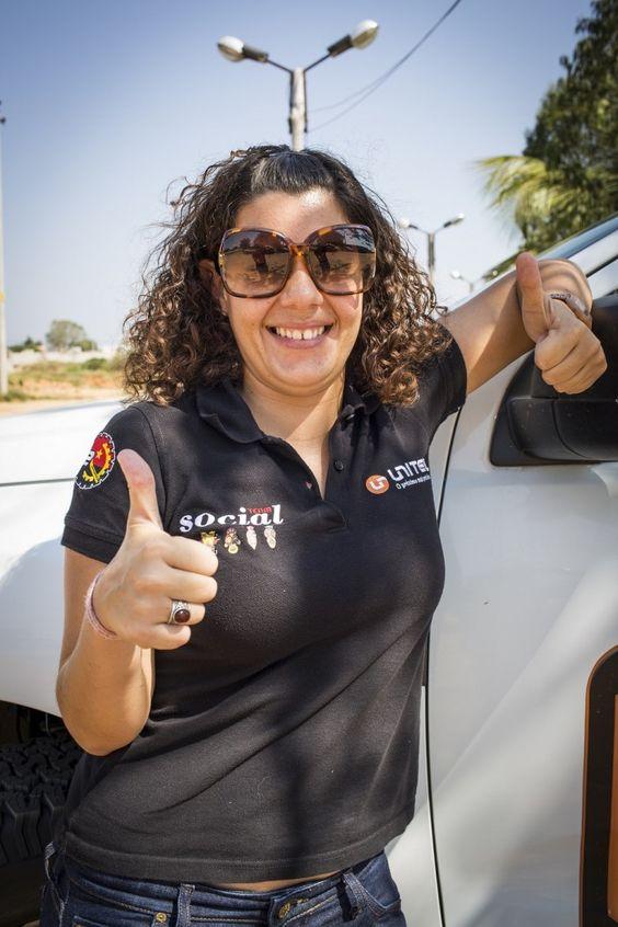 "Finalista Angolana seleccionada para a ""Odisseia Ranger da Ford"" http://angorussia.com/desporto/finalista-angolana-seleccionada-para-a-odisseia-ranger-da-ford/"