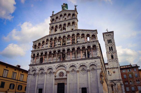 Iglesia de San Miguel en Foro (Lucca - Italy)